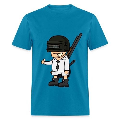 PUBG Dude - Men's T-Shirt