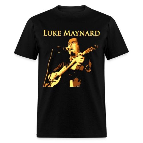 Luke Maynard Retro Band Tee - Men's - Men's T-Shirt