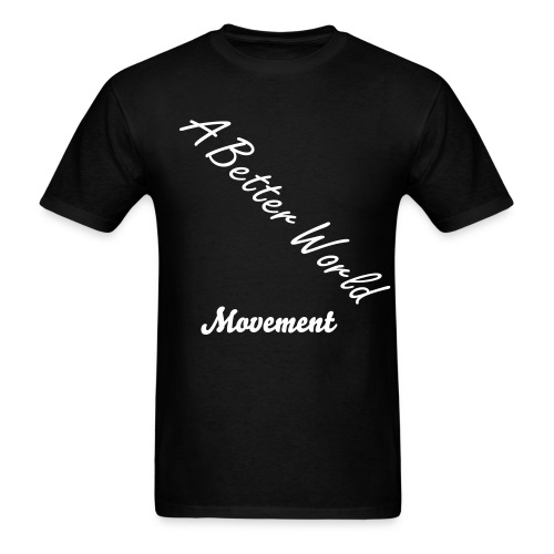 Support The Movement! - Men's T-Shirt