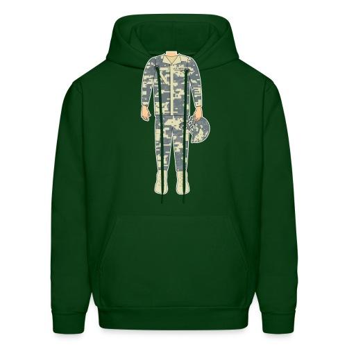 Army - Men's Hoodie