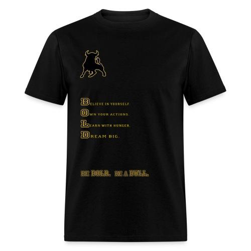 Bold Bull - Men's T-Shirt