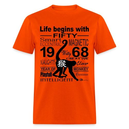 Born 1968 - Men's T-Shirt