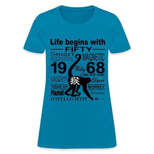 Born 1968 - Women's T-Shirt