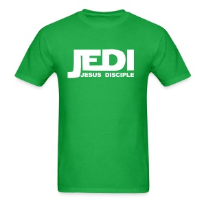 JeDi = Jesus Disciple - Men's T-Shirt