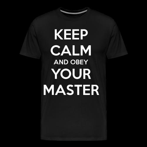 OBEY - Men's Premium T-Shirt