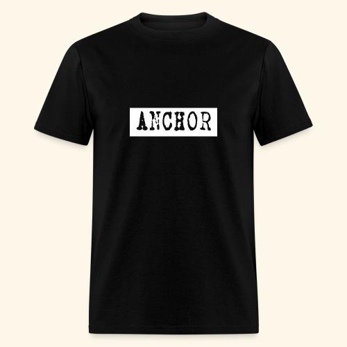 Anchor Grunge T-Shirt - Men's T-Shirt