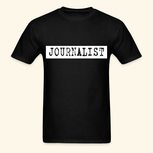 Journalist Grunge T-Shirt - Men's T-Shirt