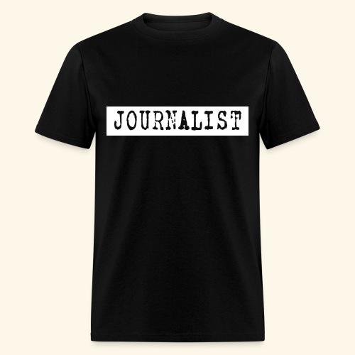 Journalist Grunge T-Shirt - Men's T-Shirt