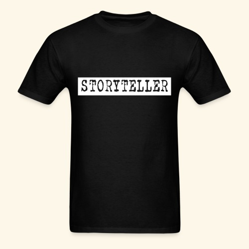 Storyteller Grunge T-Shirt - Men's T-Shirt