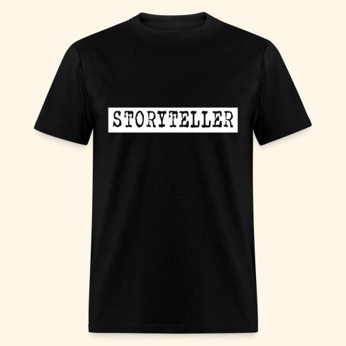 Storyteller Grunge T-Shirt - Men's T-Shirt