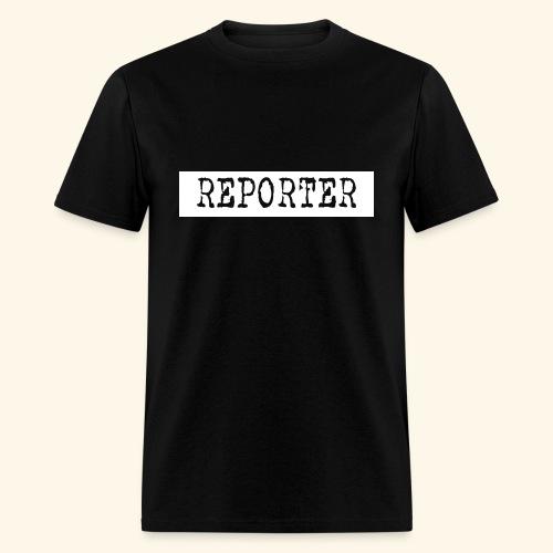 Reporter Grunge T-Shirt - Men's T-Shirt
