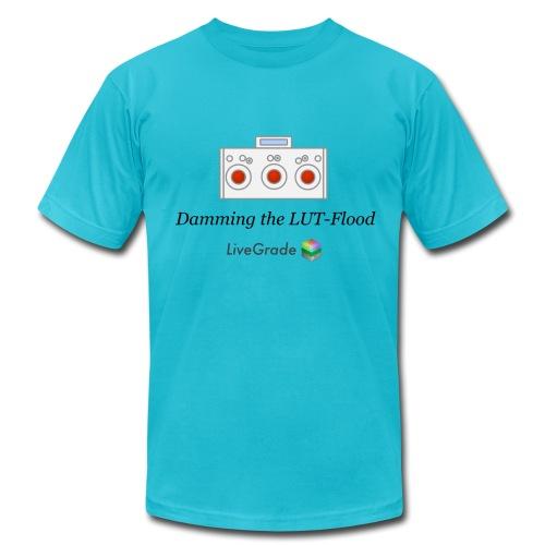 LUT Flood (gold) - Men's  Jersey T-Shirt