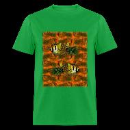 T-Shirts ~ Men's T-Shirt ~ pppfff! Pineapple Puffer Phish