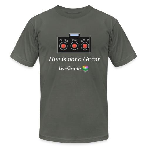 Hue Grant (grey) - Men's  Jersey T-Shirt