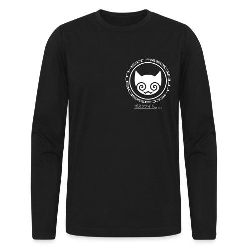 Badge Logo, Long Sleeve T-shirt - Men's Long Sleeve T-Shirt by Next Level