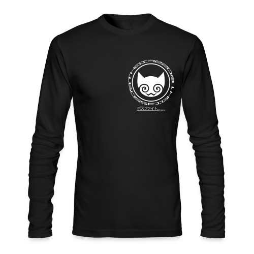 Badge Logo, Long Sleeve T-shirt - Men's Long Sleeve T-Shirt by Next Level