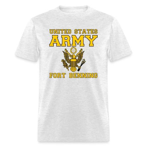 US Army Fort Benning - Men's T-Shirt