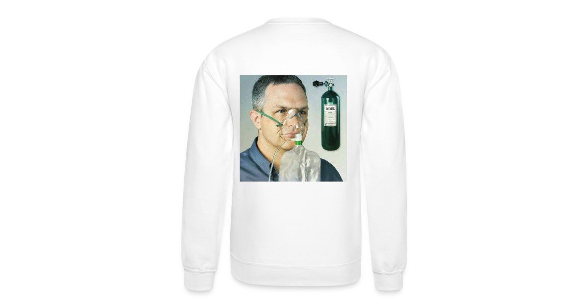 e55412881 The Laughing Hipster | Miami Vice - Crewneck Sweatshirt