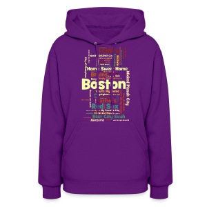 Three Words - Women's Hoodie