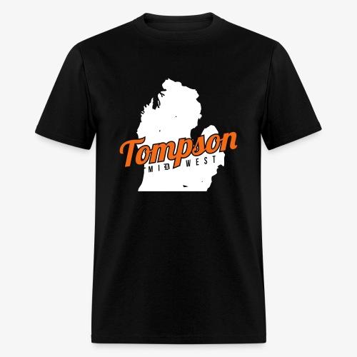 Tompson Midwest Mitten Shirt Black - Men's T-Shirt
