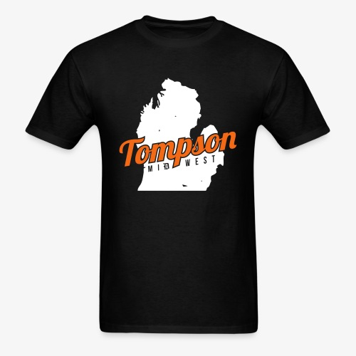 Tompson Midwest Mitten Shirt Black - Men's T-Shirt