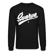 Long Sleeve Shirts ~ Men's Crewneck Sweatshirt ~ Swerve - Crewneck