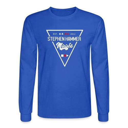 Mens Long Sleeve - Men's Long Sleeve T-Shirt