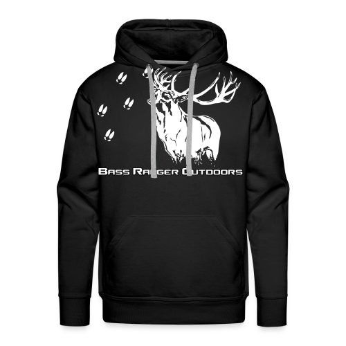 Elk Design - Men's Premium Hoodie