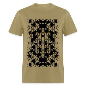 geometric pattern Men's T-Shirt - Men's T-Shirt