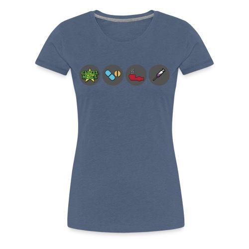 Cartel Mogul Women's T-Shirt - Women's Premium T-Shirt