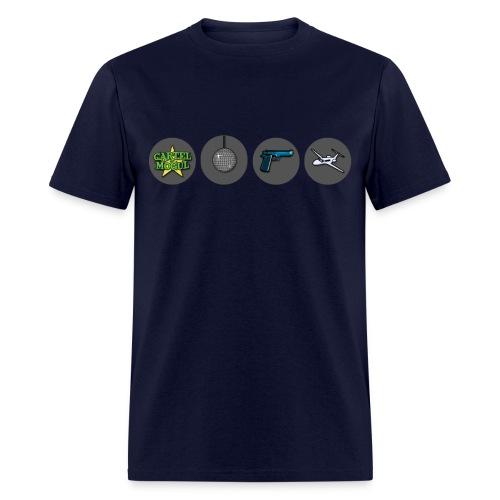 Cartel Mogul Men's T-Shirt - Men's T-Shirt