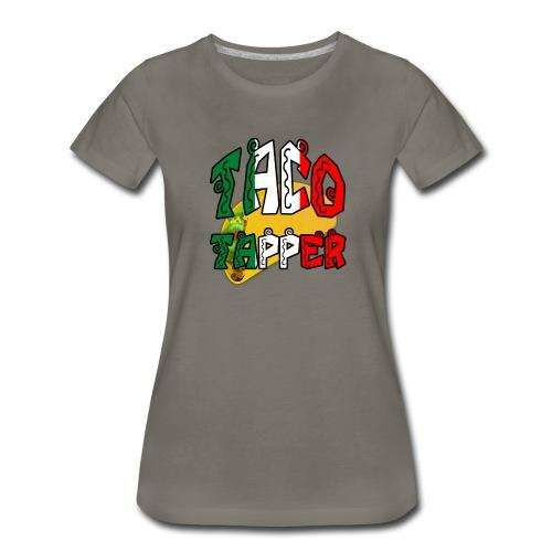 Taco Tapper Women's Shirt - Women's Premium T-Shirt