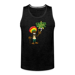 Cartel Mogul Men's Tank Top - Men's Premium Tank