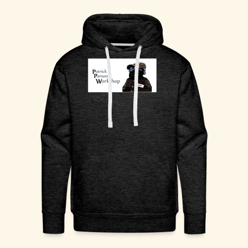 Jimmy Men's Premium Hoodie - Men's Premium Hoodie