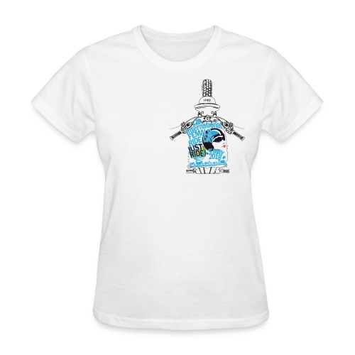 2018 IFRD TShirt With Logo Front  and Back - Women's T-Shirt