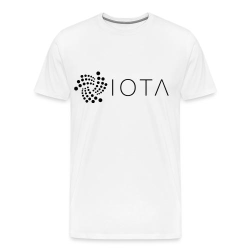 IOTA Logo T-Shirt - Men's Premium T-Shirt