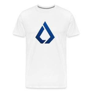 Lisk Logo - Men's Premium T-Shirt