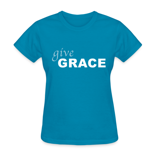 Give Grace - Women's T-Shirt