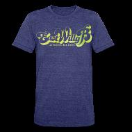 T-Shirts ~ Unisex Tri-Blend T-Shirt ~ East WillyB Tee