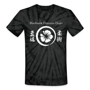 Dazan Dojo  Tiedye - Unisex Tie Dye T-Shirt