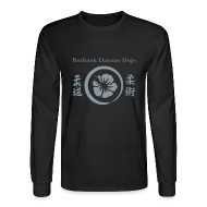 Long Sleeve Shirts ~ Men's Long Sleeve T-Shirt ~ Danzan  Dojo  Long