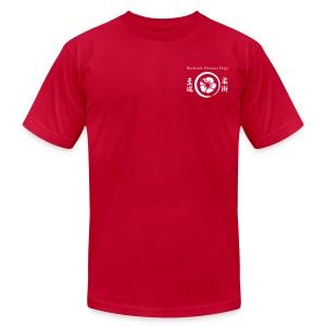 Danzan Dojo Brown T - Men's Fine Jersey T-Shirt