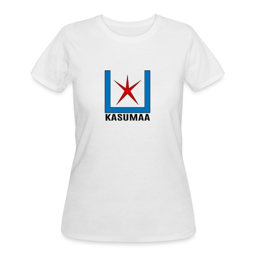 Kasumaa Official Women T-shirt - Women's 50/50 T-Shirt