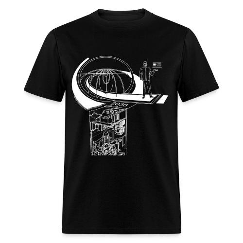 Time Traveler - Men's T-Shirt