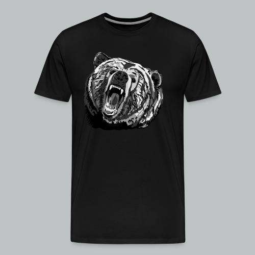 Bear - Men's - Men's Premium T-Shirt