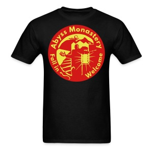 Abyss Monastery  -  Welcome - Men's T-Shirt