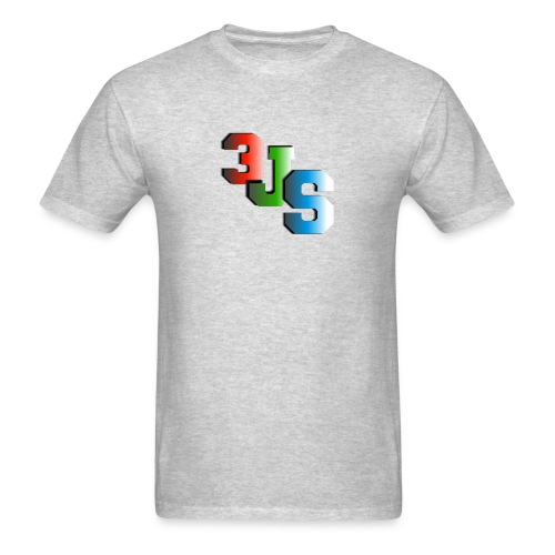 3JS Logo Tee - Men's T-Shirt