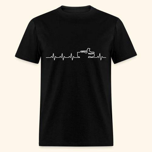 Storyteller Heartbeat T-Shirt - Men's T-Shirt