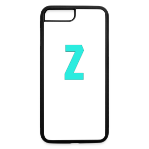 Zekeyg Logo Iphone 7 and 8 + Rubber Case - iPhone 7 Plus/8 Plus Rubber Case
