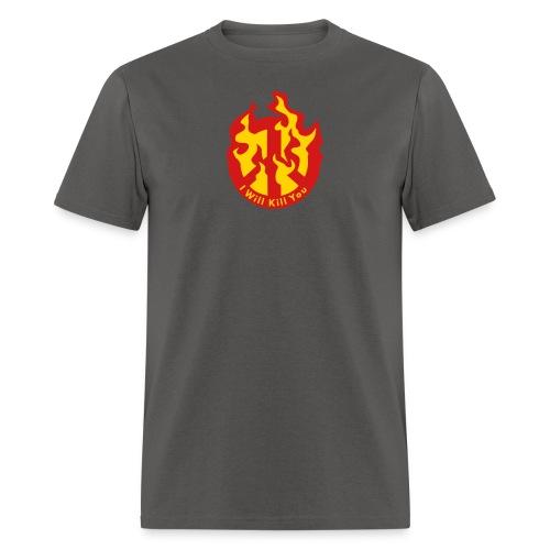 Kill You Peace Sign - Men's T-Shirt